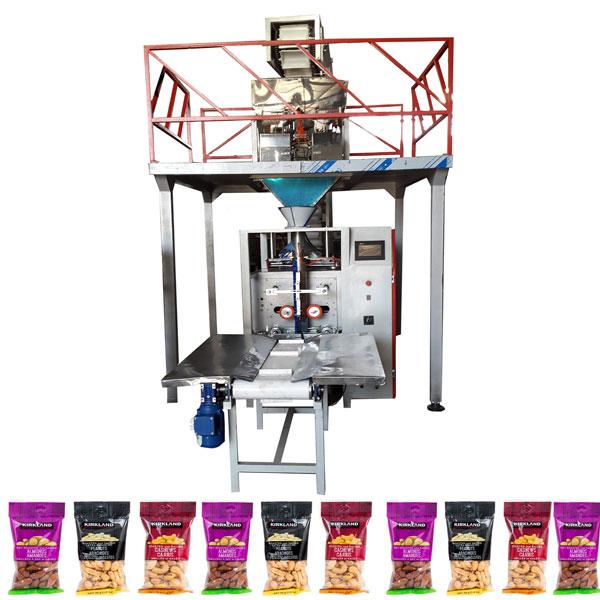 تولید اشتغال با خرید دستگاه بسته بندی خشکبار